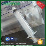 Plastic Syringe with Luer Lock Cap for Cosmetic Cream