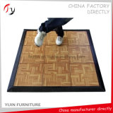 Durable Latest Knocked-Down Structure Portable Dance Floor (DF-10)