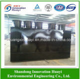 Compact Sewage Treatment Plant for Hospital Sewage