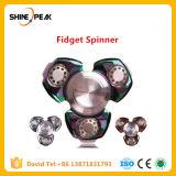 608 Bearings Metal Fidget Spinner Toy, Hand Spinner