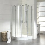 2017 Bathroom Free Standing Premium Glass Shower Enclosure Shower Cabin