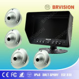 """7""""Quad Monitor with Sony CCD Camera System"""