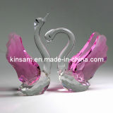 Colorful Handmade Modern Crystal Animal Figurines for Wedding Favors, Christmas and Home Decor Items (KS03028)