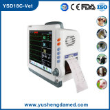 Ce FDA Approved Veterinary Medical Equipment Multi-Parameter Patient Monitor