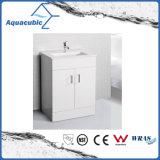 Classic Beautiful High Glossy Finish MDF Bathroom Cabinet Vanity (ACF6046)