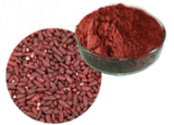100% Nature Red Yeast Rice P. E. 0.1%-5.0% Monacolin K