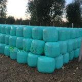 Green 750mm Silage Wrap Film Bale Wrap for Australia