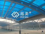 Guangzhou Manufacturer Polycarbonate Honeycomb Hollow Sheet for Greenhouse Roofing