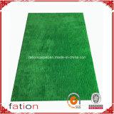 Grass Green Plain Color Shaggy Carpet High Quality Area Rug