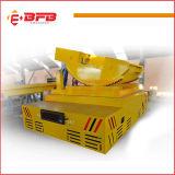Hydraulic Lifting Rail Transfer Cart for Steel Mill