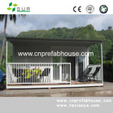 Movable Prefab Container House with Terrace