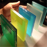 2134X3300mm 6.38mm Tinted Laminated Glass