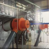 High Efficiency Pulverized Coal Fired Hot Water Boiler