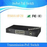 Dahua Network Management 16-Port Poe Switch (PFS4018-16P-250)