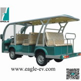 Electric Shuttle Bus, Electric Minibus, CE Approved New Condition Cheap 11 Seats