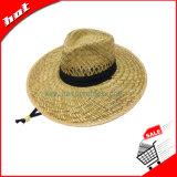 Sun Hat Straw Hat Hollow Straw Rush Safari Hat