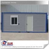 Patent Design Container House with Toilet