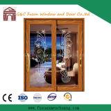 15077luxury Wooden Aluminium Sliding Door