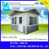 Elegantly Decorated Light Steel Structure Sentry Box/Guard House