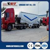 50 Cbm Bulker Powder Material Cargo Transport Tank Trailer for Algeria