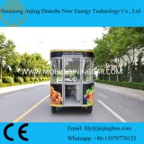 2017 Factory Direct Fried Chicken Food Truck for Sale with Ce