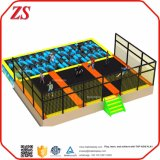 Mini Size Home Indoor Free Jumping Foam Pit Trampoline Park