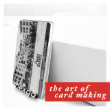 Low Price Cmyk Color Printing PVC Plastic Hico Loco Magnetic Stripe Card with Lamination