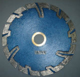 Long and Short Turbo Wave Diamond Saw Blade