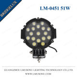 6.3 Inch 51W Round Offroad LED Work Light