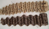 Deep Wave Remy Human Hair Weft (AV-HE013)