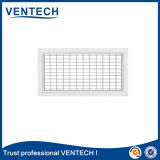 China Supplier Double Deflection Air Grille for Ventilation Use