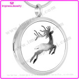 Fashion Women Men Atmosphere Diffuser Necklace for Christmas
