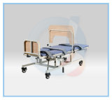 Manual Vertical Upright Bed Medical Tilt Table Physiotherapy Bed for Walking Training