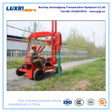 China Highway Guardrail Installation Post Cylinder Pile Driver
