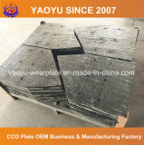 Wear Plate with Hardfacing Chromium Carbide Overlay