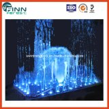 Decoration Colorful Abstract Musical Square Fountain
