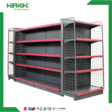 Steel Small Convenience Store Supermarket Gondola Shelving