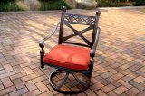 Garden Comfort Aluminum Swivel Chair Furniture