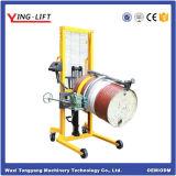 Factory Manual Hydraulic Drum Rotator