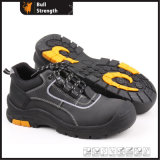 PU&Rubber Outsole Safety Shoe with Composite Toe (SN5177)