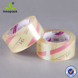 Self Adhesive Bag Sealilng Tape with Paper Core Logo Printing