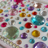 Rhinestone Adhesive Crystal Diamond Sticker for Moile Phone