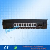 Telephone Exchange with Ce ISO RoHS 1 Co Line 8 Extensions Soho PBX