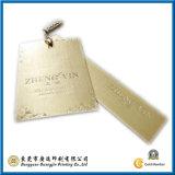 Fashion Garment Paper Hangtag (GJ-Hangtag001)