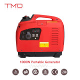 1kw 1kVA Digital 110V 220V Gasoline Home Inverter Generator with Handle