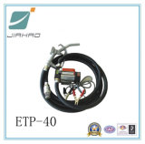 DC 12V, 24V Electric Gear Oil Pump Unit for Diesel Transfer with Rotary Gear Pump