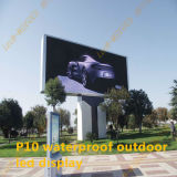 Asynchronous Full Color P10 Outdoor Advertising LED Display, Electronic Information Board, LED Display Control Software