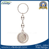Custom Rotate Metal Key Chain/Key Ring/Key Holder