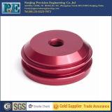 Custom Precision Aluminium Black Anodizing Parts