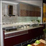 Welbom Hot Sale Wooden Lacquer Kitchen Cabinet